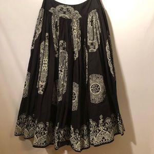 Vintage full  Miu Miu Skirt